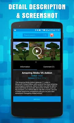 Mods-for-Minecraft-PE-Rus