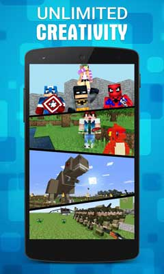 Mods-for-Minecraft-PE