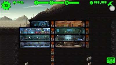 Скачать Fallout Shelter На Андроид Мод Много Денег И Ланч Боксы - фото 11